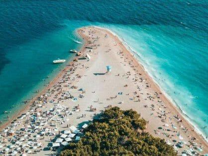 Mehr Touristen in Kroatien