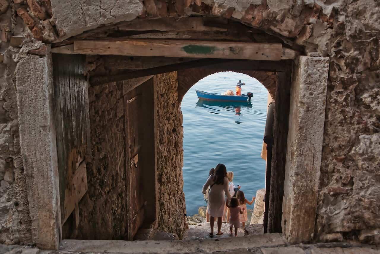 Tourismus in Kroatien