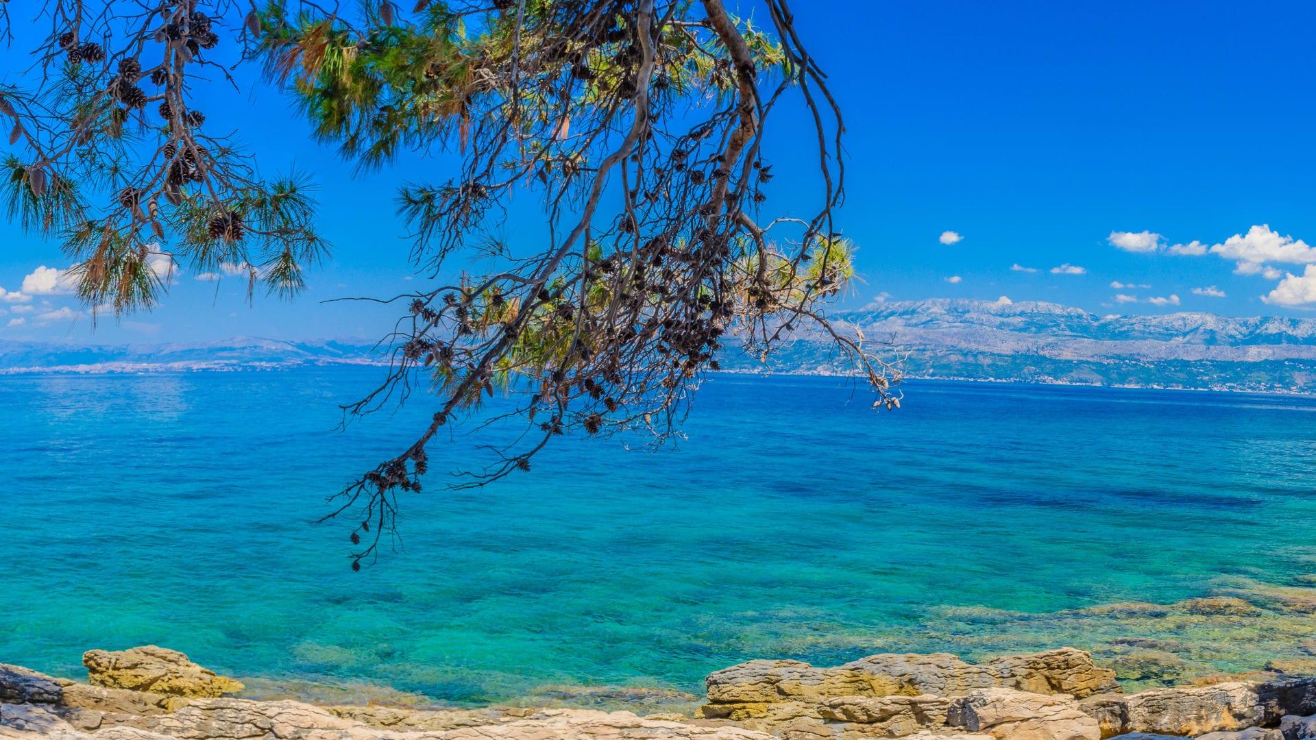 Kroatien - Übertrifft Tourismus Ziele 2021
